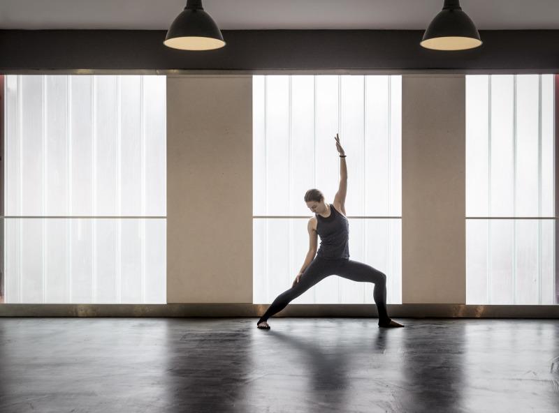 Rose Broersma at Yoga Dublin the elbowroom yoga studios in dublin - ericabracken
