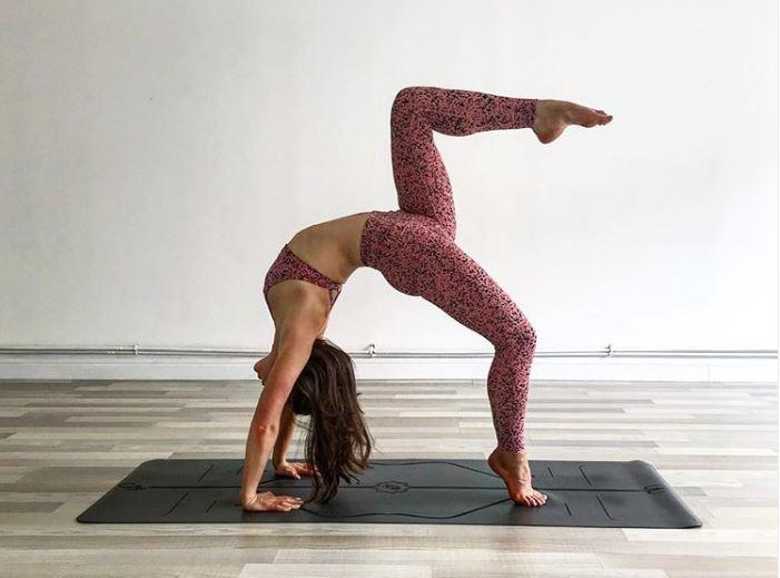YogaHub Dublin Erica Bracken